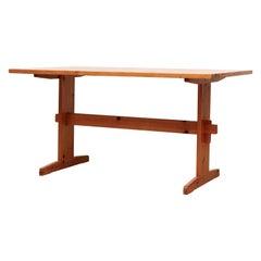 Midcentury Børge Mogensen Style Pilgrim Dining Table