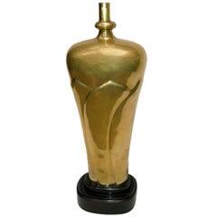 Midcentury Bronze Table Lamp