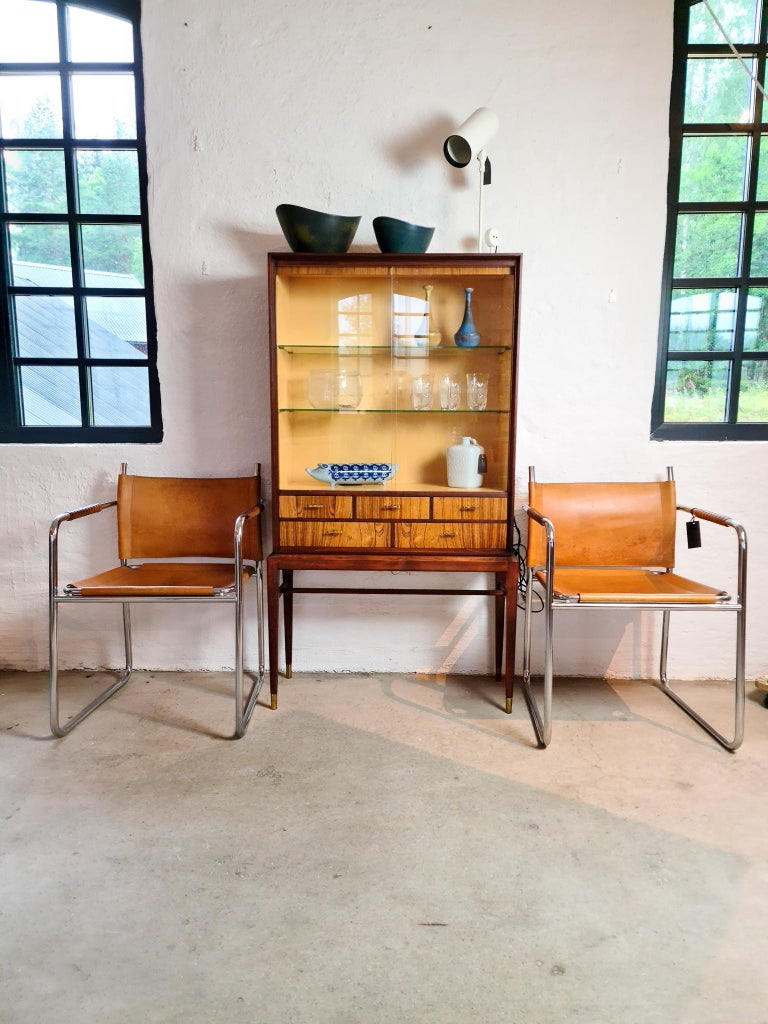 Midcentury Cabinet by Svante Skogh for Seffle Möbelfabrik, Sweden For Sale 4