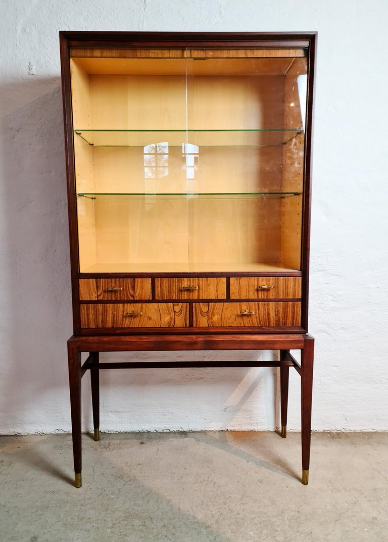 Mid-Century Modern Midcentury Cabinet by Svante Skogh for Seffle Möbelfabrik, Sweden For Sale