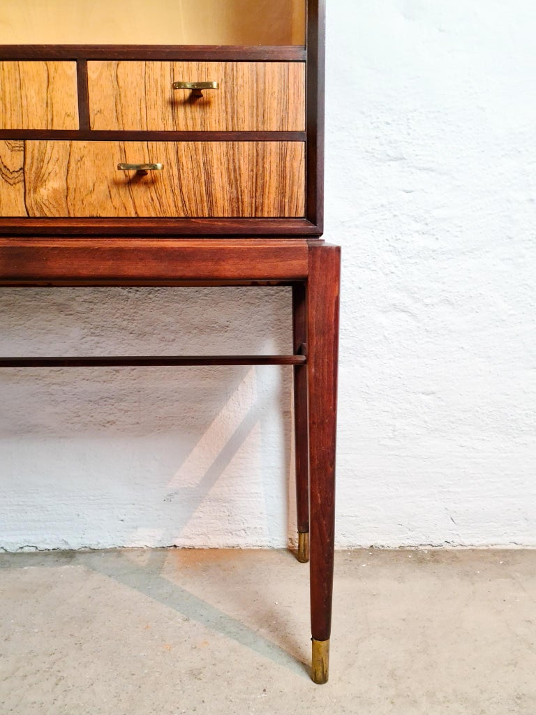 Swedish Midcentury Cabinet by Svante Skogh for Seffle Möbelfabrik, Sweden For Sale