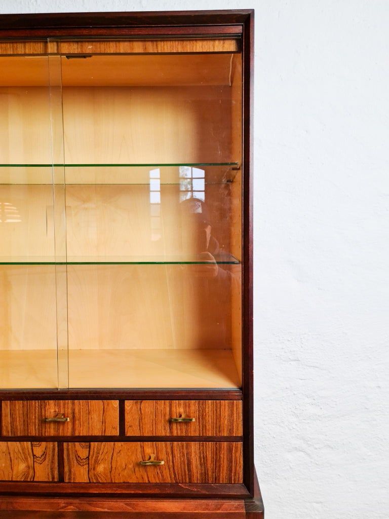 Midcentury Cabinet by Svante Skogh for Seffle Möbelfabrik, Sweden In Good Condition For Sale In Langserud, SE