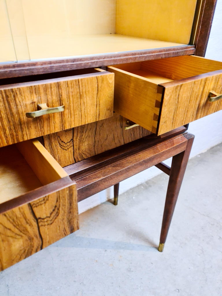 Midcentury Cabinet by Svante Skogh for Seffle Möbelfabrik, Sweden For Sale 1