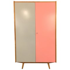 Midcentury Cabinet Case, 1960s