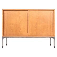 Midcentury Cabinet in Oak by Hans Wegner, Danish Design, 1960s