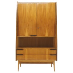 Midcentury Cabinet or Highboard by UP Závody, 1960s