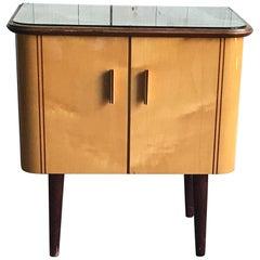 Midcentury Cabinet or  Nightstand ca1960s