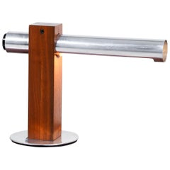 Midcentury Californian Modern Desk Lamp by Robert Long