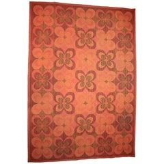 Midcentury Carpet or Rug, 1960s