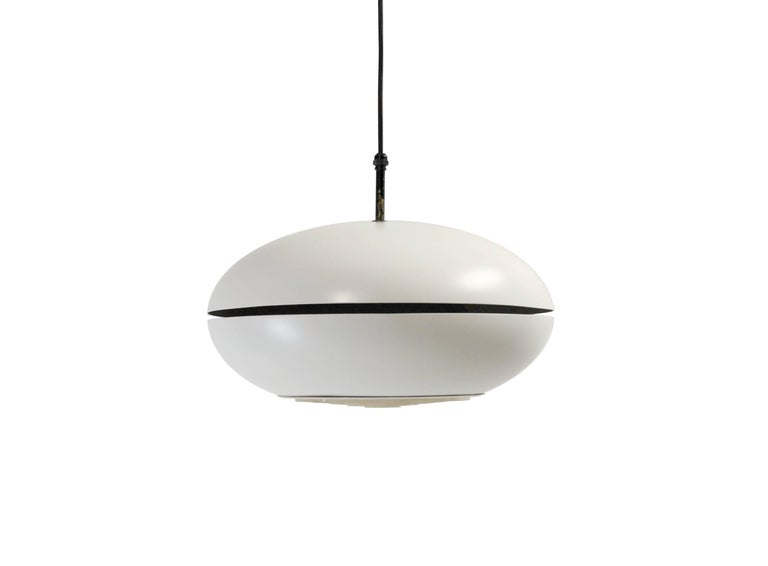 Mid-Century Modern Midcentury Ceiling Light by Birger Dahl for Sønnico, 1960s For Sale