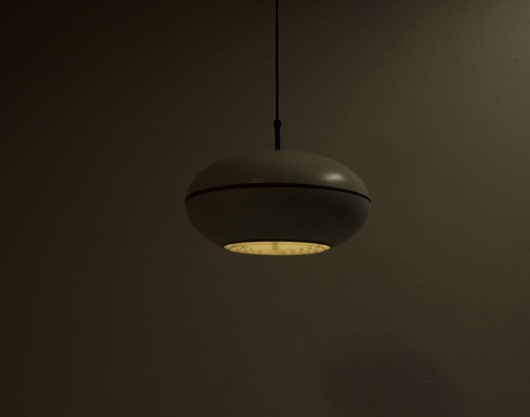 Mid-20th Century Midcentury Ceiling Light by Birger Dahl for Sønnico, 1960s For Sale