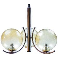 Midcentury Ceiling Light Chandelier by Richard Essig