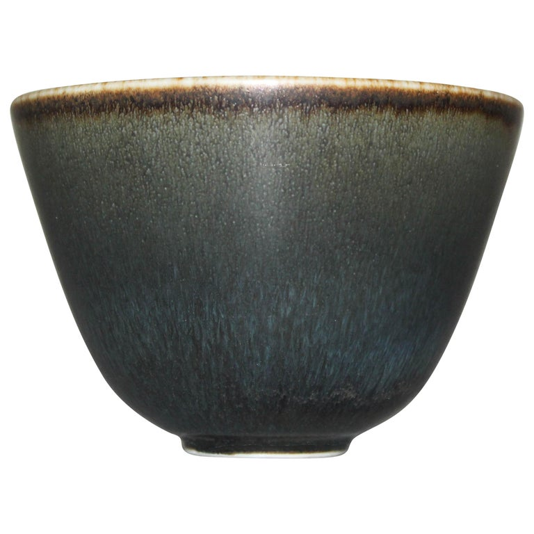 Midcentury Ceramic Bowl by Gunnar Nylund for Rörstrand For Sale