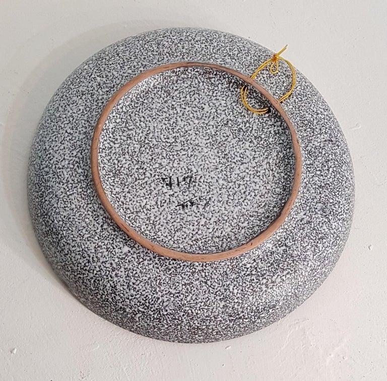 Mid-Century Modern Midcentury Ceramic Bowl, Italy For Sale