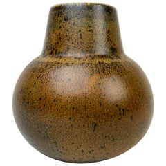 Midcentury Ceramic Studio Vase Rörstrand Carl Harry Stålhane, Sweden