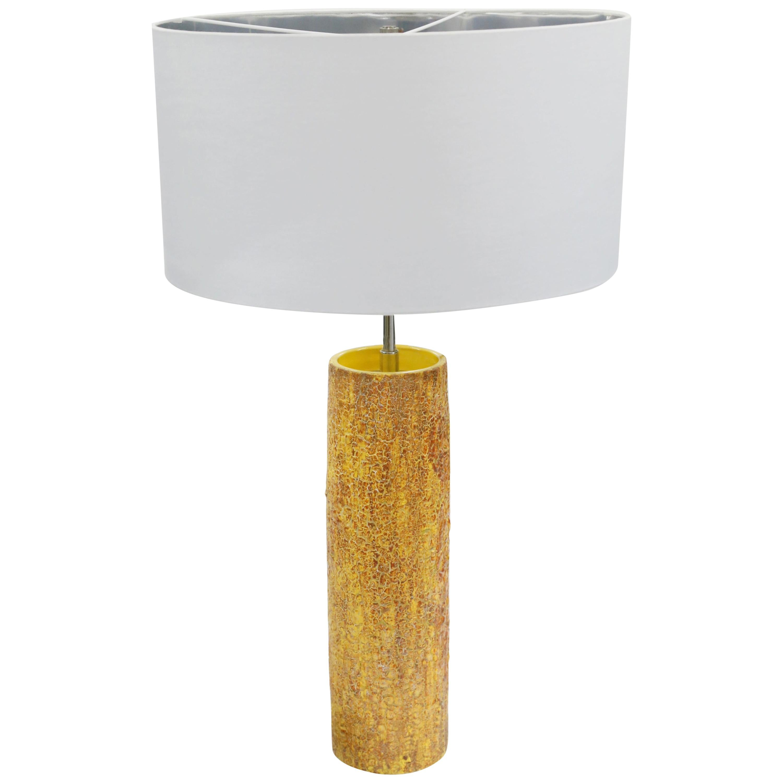 Midcentury Ceramic Table Lamp, 1970s