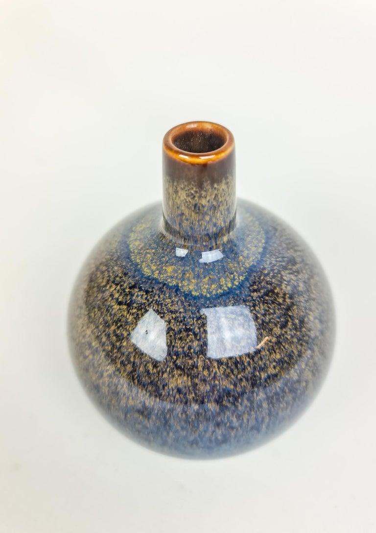 Swedish Midcentury Ceramic Vase by Carl-Harry Stålhane for Rörstrand, Sweden, 1950s For Sale