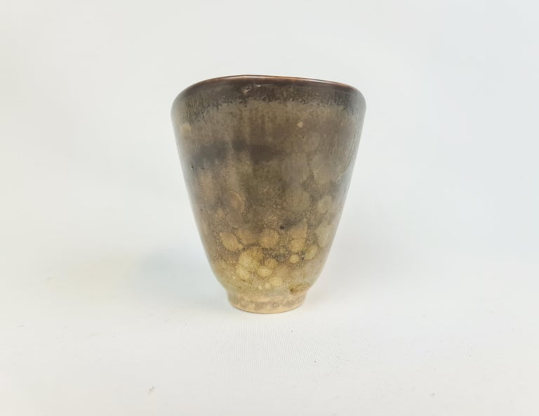 Midcentury Ceramic Vase by Carl-Harry Stålhane for Rörstrand, Sweden, 1950s For Sale 1