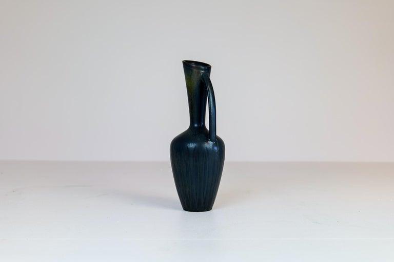 Swedish Midcentury Ceramic Vase Gunnar Nylund Rörstrand, Sweden 1950s