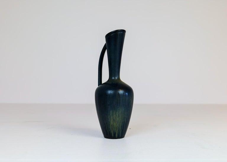 Mid-20th Century Midcentury Ceramic Vase Gunnar Nylund Rörstrand, Sweden 1950s