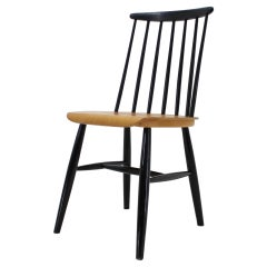 Midcentury Chair Designed by Ilmari Tapiovaara, Finland, 1960s