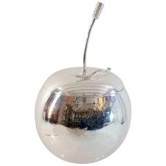 Midcentury Cherry Ice Bucket, Italy