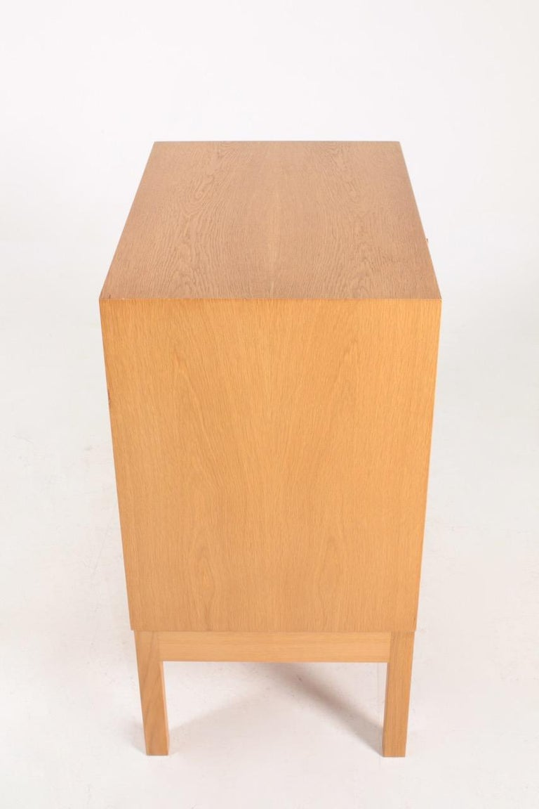 Midcentury Chest of Drawers in Oak Designed by Børge Mogensen, 1960s For Sale 3