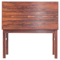 Midcentury Chest of Drawers in Rosewood, Danish Design, 1960s