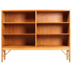 "Midcentury ""China"" Bookcase in Oak by Børge Mogensen, Made in Denmark"