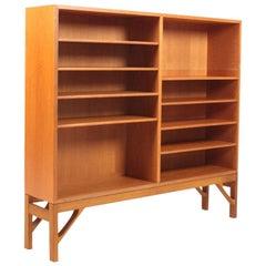 "Midcentury ""China"" Bookcase in Oak by Børge Mogensen, Made in Denmark"