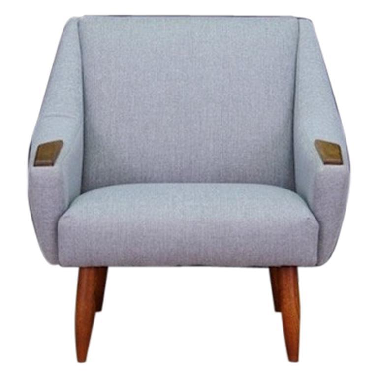 Midcentury Classic Teak Armchair Danish Design For Sale At 1stdibs