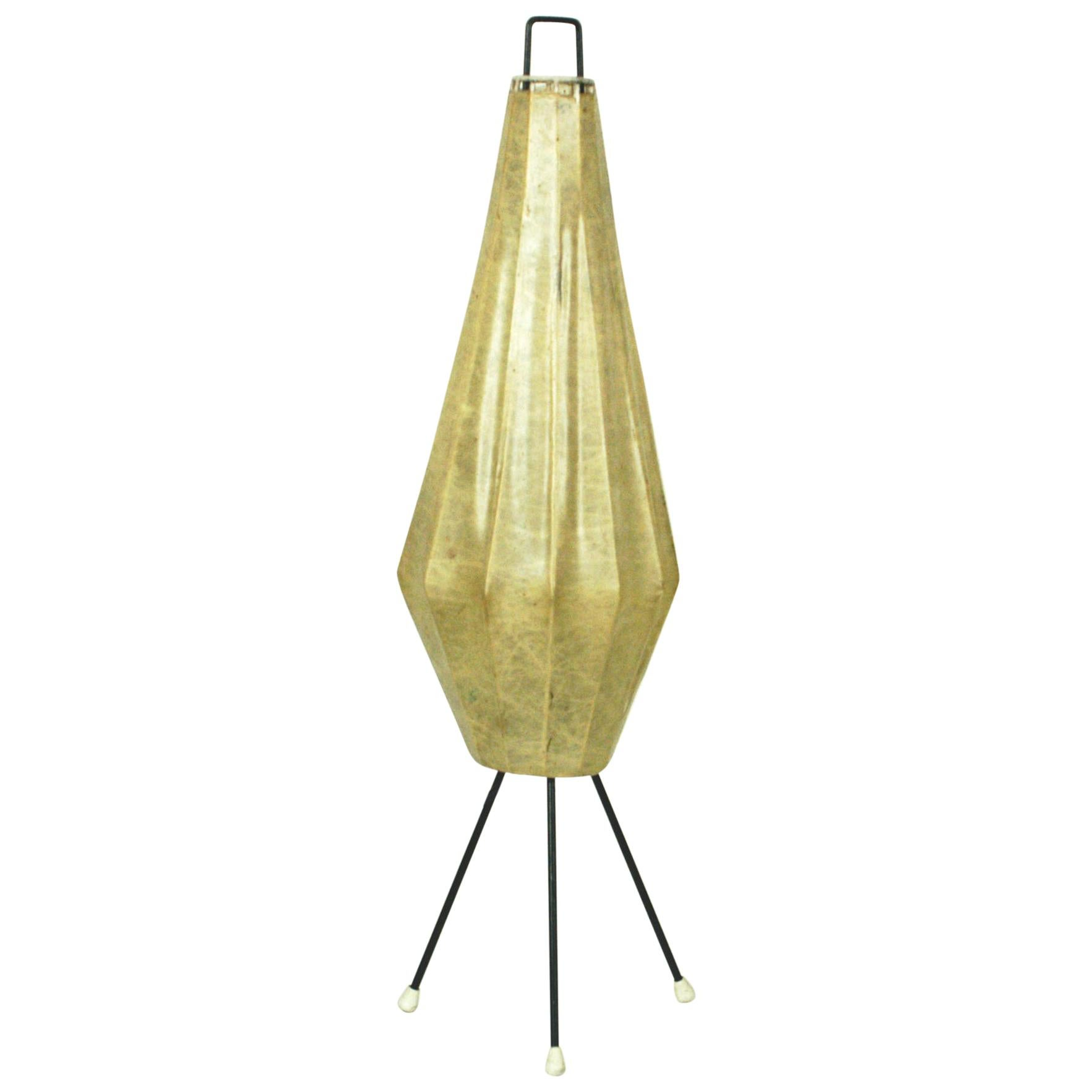 Table Lamp Cocoon Tripod For Artimeta HKlingele Midcentury By nOPwyNvm80