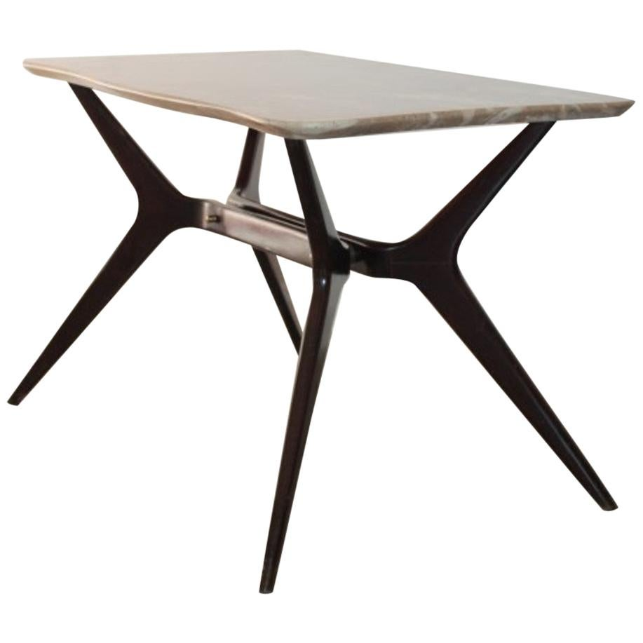 Midcentury Coffee Table by Cesare Lacca