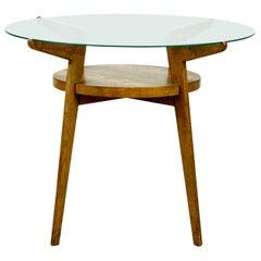 Mid Century Coffee Table by Jitona Czechoslovakia, circa 1960