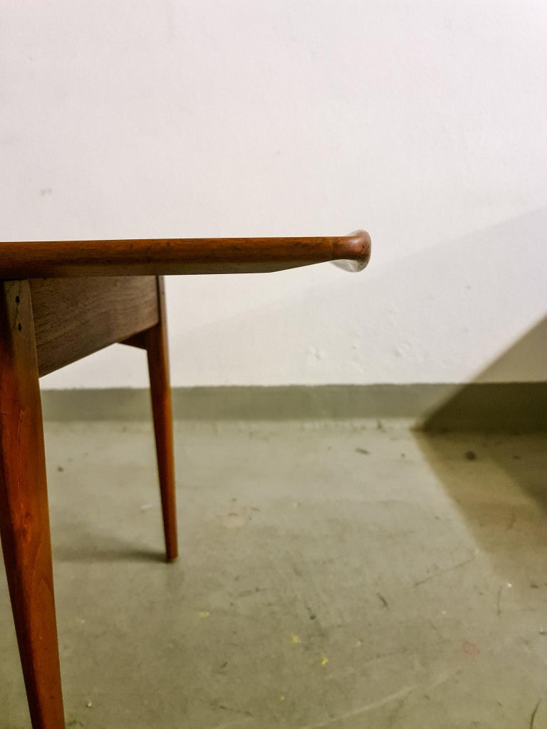Mid-20th Century Midcentury Coffee Table by Kindt-Larsen for France and Daverkosen Denmark, 1960s For Sale