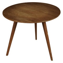 Midcentury Coffee Table Designed by Carl Malmsten, Sweden, circa 1950