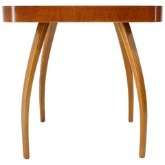 "Midcentury Coffee Table ""Spider"" by Jindrich Halabala"