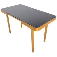 Midcentury Conference Opaxite Table by Jiří Jiroutek for Interier Praha, 1960s