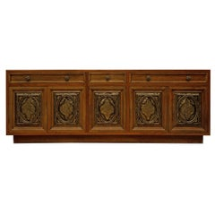 Midcentury Credenza by Maurice Bailey for Monteverdi Young