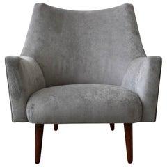 Midcentury Danish Lounge Chair