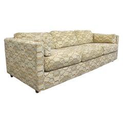 Midcentury Danish Modern Milo Baughman Style Sofa