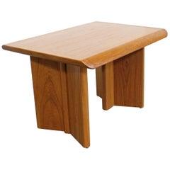 Midcentury Danish Modern Teak Side or End Table