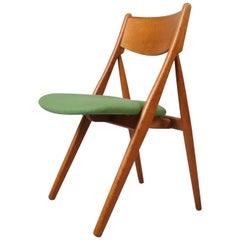 Midcentury Danish Oak Dining Chairs