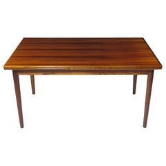 Midcentury Danish Rosewood Dining Table
