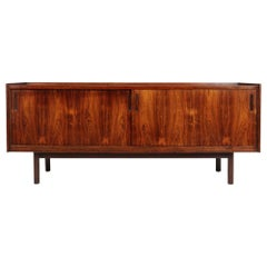 Midcentury Danish Rosewood Sideboard by Kofod Larsen, c.1960