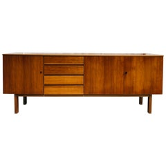 Midcentury Danish Sideboard in Walnut, 1960s