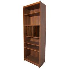 Midcentury Danish Teak Bookcase