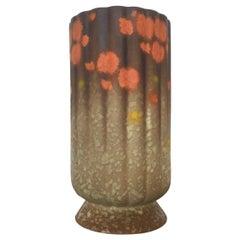 Midcentury Design Ceramic Vase by Ditmar Urbach, circa 1960s