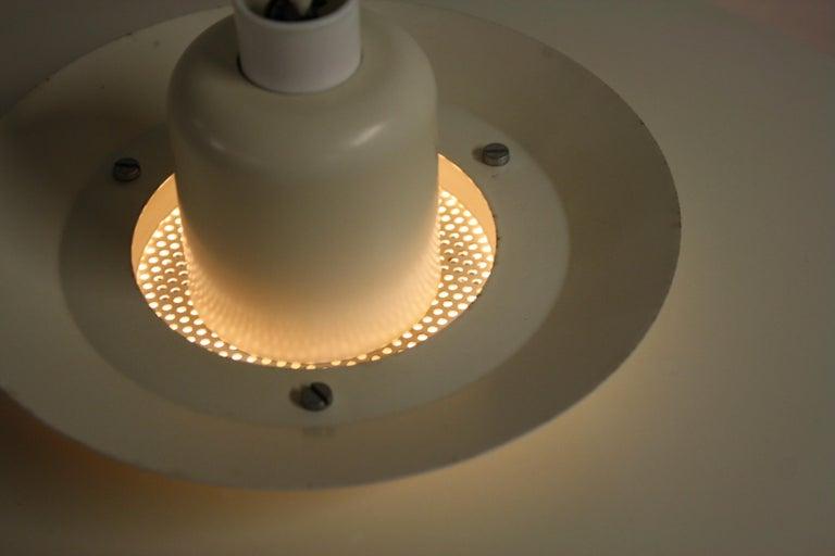 Midcentury Design Scandinavian Pendant Light, 1970s 4