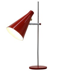 Midcentury Design Table Lamp by Josef Hurka, 1960s